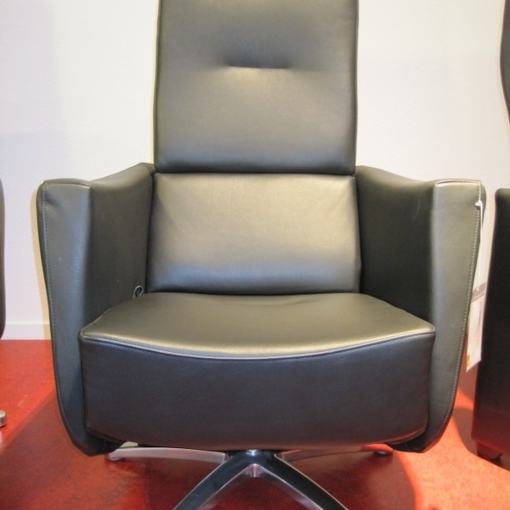 Draai relaxfauteuil hyppo