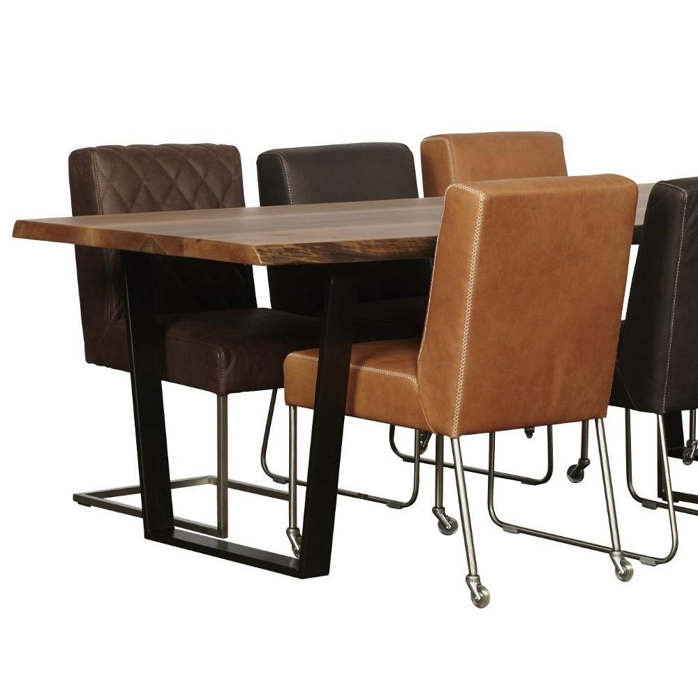 Eetkamertafel Valentina met 6 stoelen