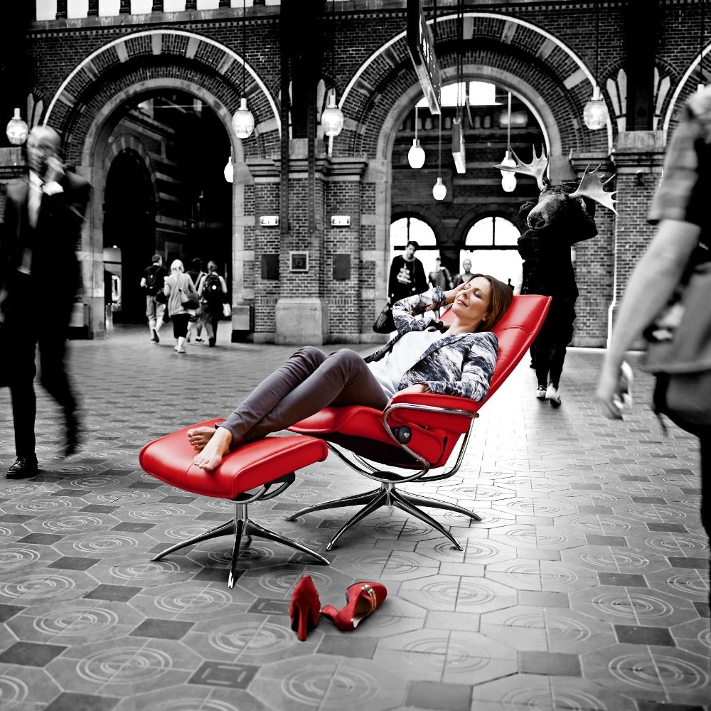 City Stressless Relaxfauteuil
