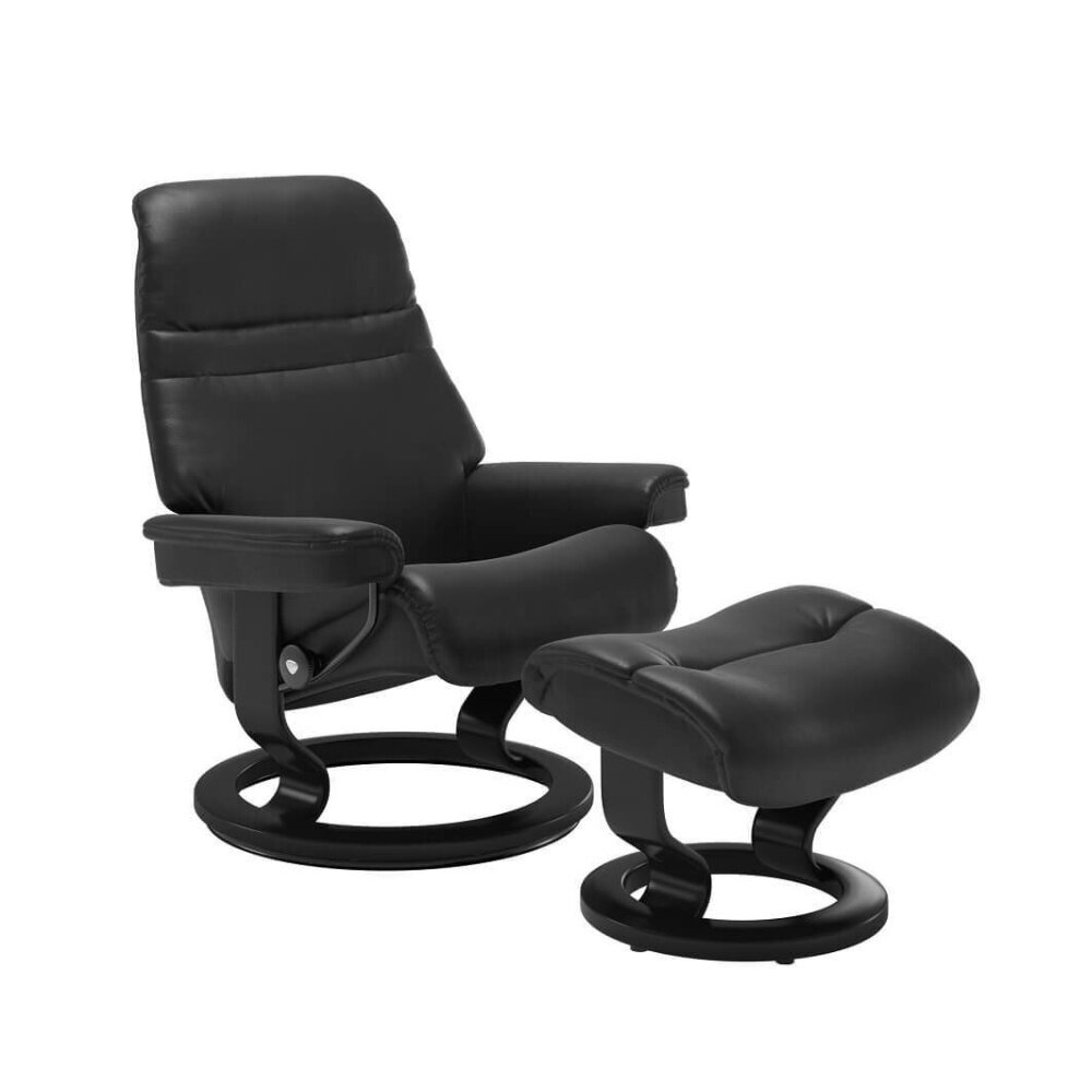 Sunrise stressless stoel