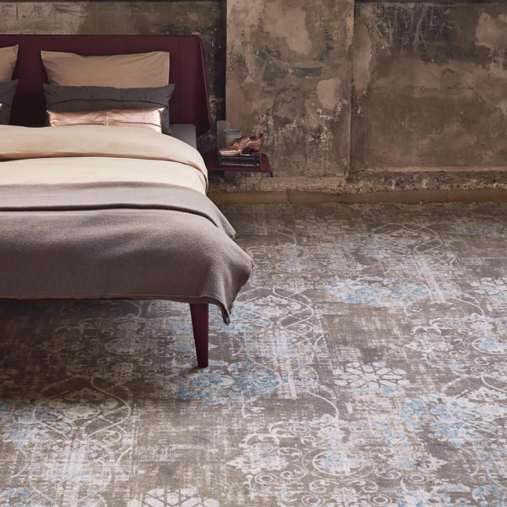 Vintage tapijt van Bonaparte