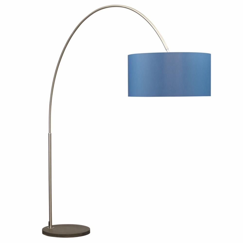 Blauwe booglamp Luca