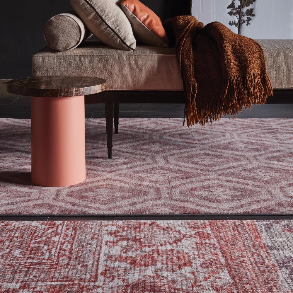 Desso&Ex tapijt met patroon