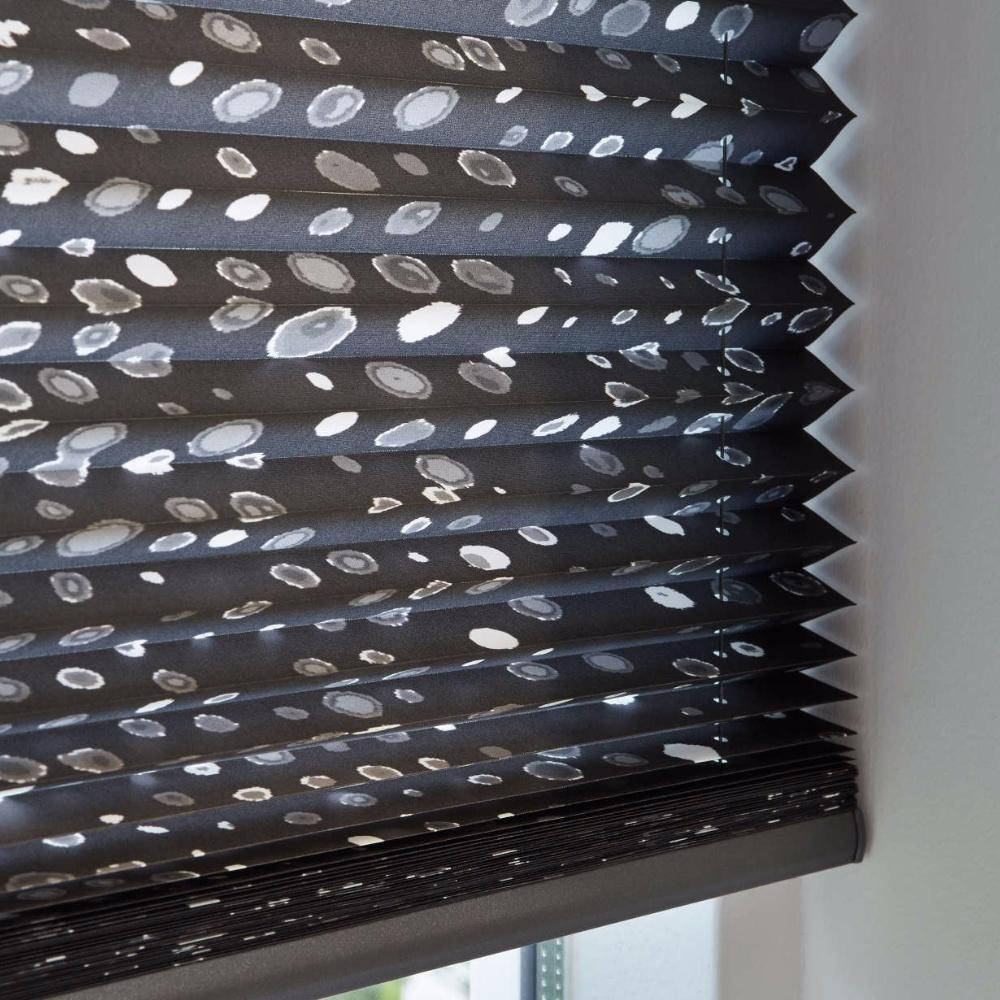 Luxaflex Plissé gordijn met patroon