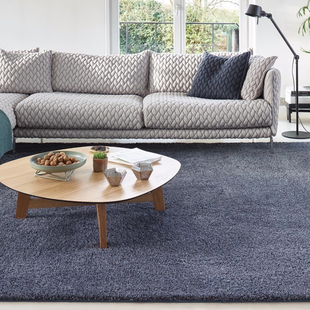 Hoogpolig, luxe tapijt van Chanelle