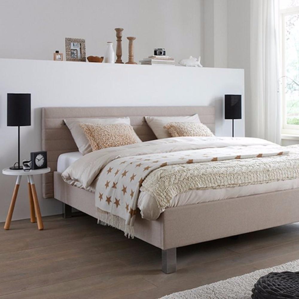 Tempur Flex Design bed - beige